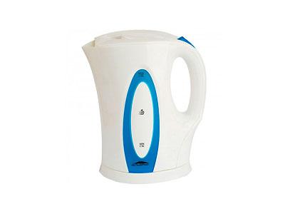 Чайник Эльбрус-4 (2200Вт, 2,0л)  белый с синим