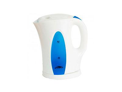 Чайник Эльбрус-3 (2200Вт, 1,0л)  белый с синим