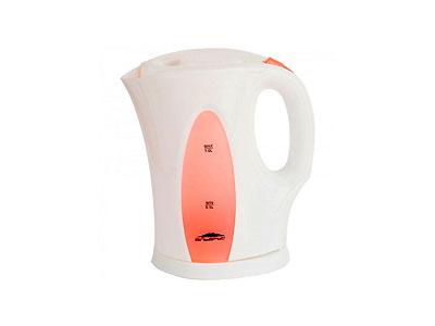 Чайник Эльбрус-3 (2200Вт, 1,0л)  белый с розовым