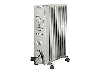 Радиатор масляный Дельта D25-11 2,5кВт 11 секций