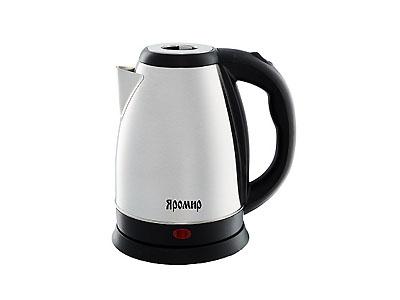 Чайник Яромир-1004 (1800Вт 1,5л, диск)     нерж