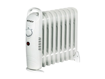 Радиатор масляный ENGY EN-1709M 0,9кВт 9 секций