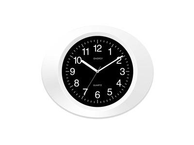 Часы настенные ENERGY EC-05 овальные