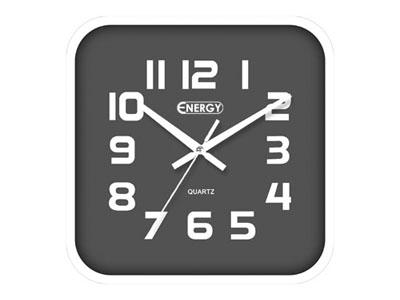 Часы настенные ENERGY EC-09 квадратные
