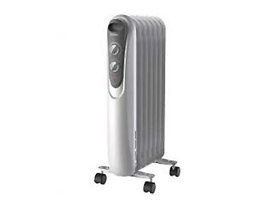 Радиатор масляный ENGY EN-1607 1,5кВт 7 секций