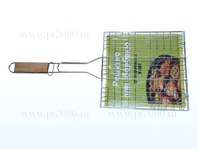 Решетка для барбекю X-382 (25х25х1,5см)