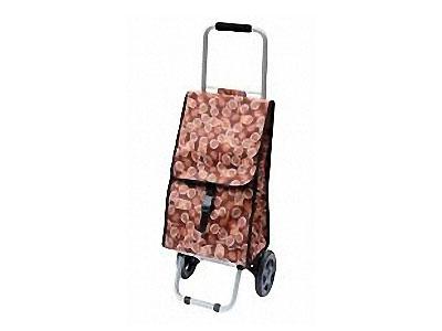 Тележка с сумкой D203, 30 кг