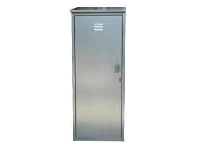 Шкаф для газовых баллонов на 1 баллон 50л
