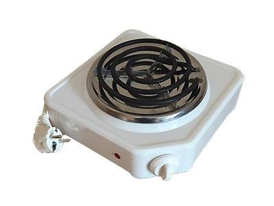 Электроплитка ЭПТ-1-1,0/220 Элбэт (1 конф., пластиковый корпус)
